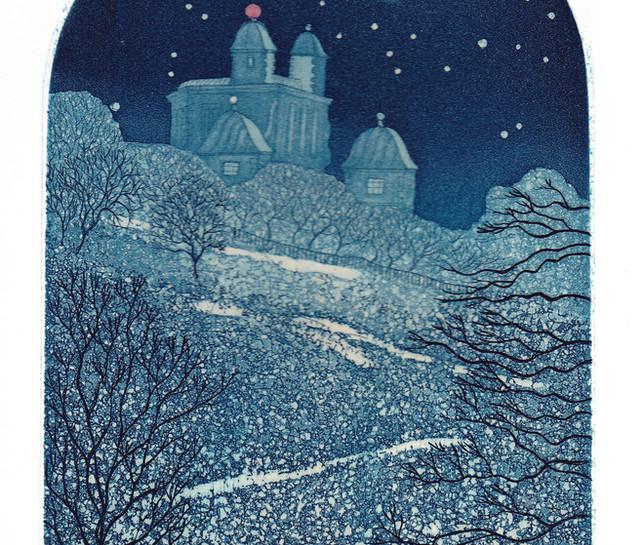 Elaine Marshall:- Midnight Observatory