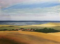 Towards the Norfolk Coast