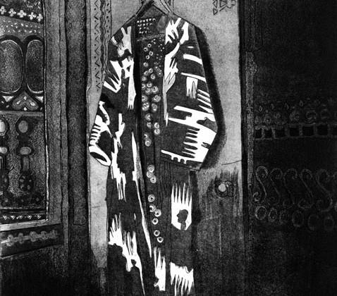 Robe on a Door