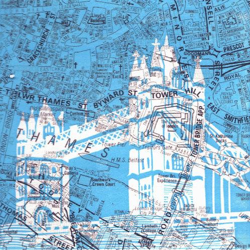 Ann Burnham - A-Z Tower Bridge