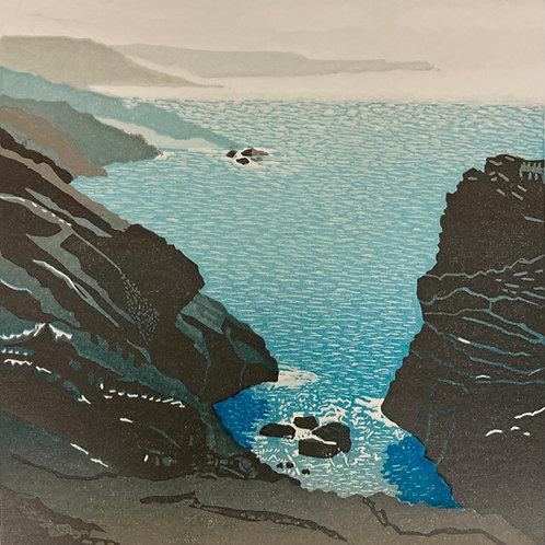Ann Burnham - Rock to Sea