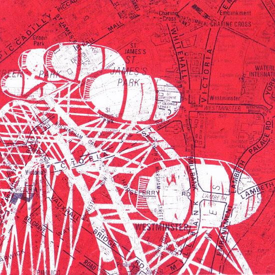 A-Z London Eye