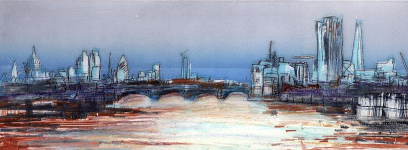 From Waterloo Bridge