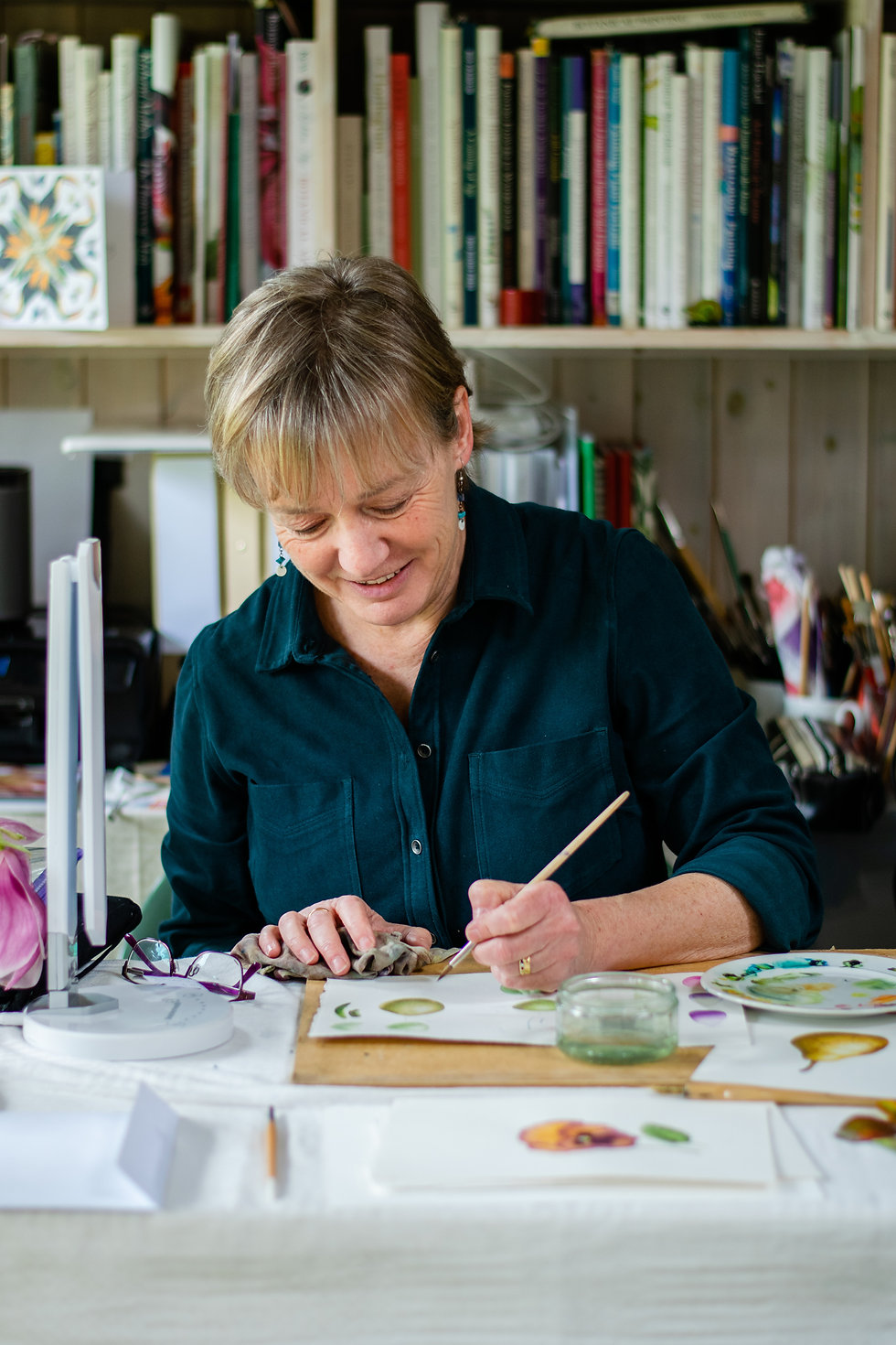 Julia Trickey botanical artist