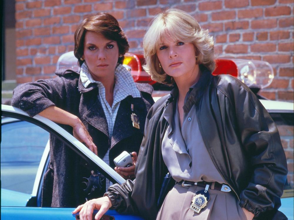 Tyne Daly & Sharon Gless