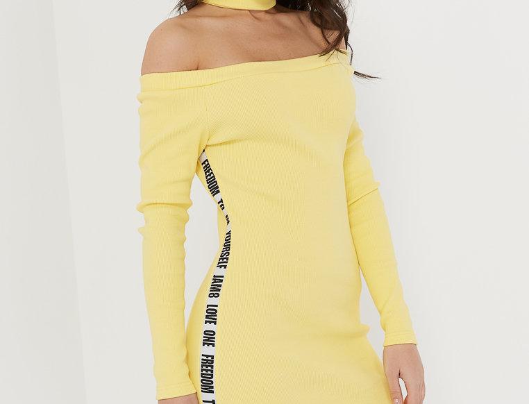 Платье SS19D02Lemon
