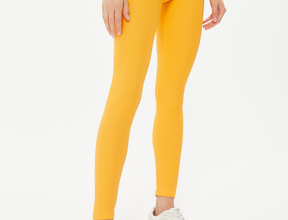 Лосины j8leggings02matt yellow