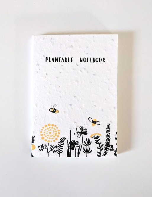 Plantable Notebook (A6)