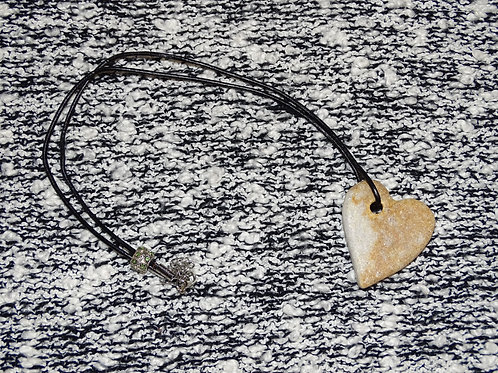 Collana in pietra naturale