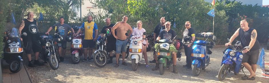 Tag 5 - Insel Rab (HR) Kroatien