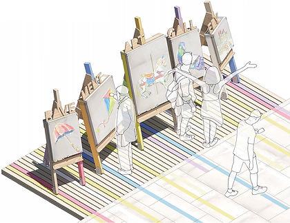 art gallery - bron Prewett Birley Archit