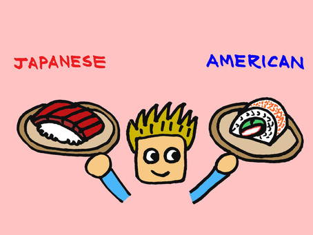 What Do Japanese People Think of 'American' Style Sushi?