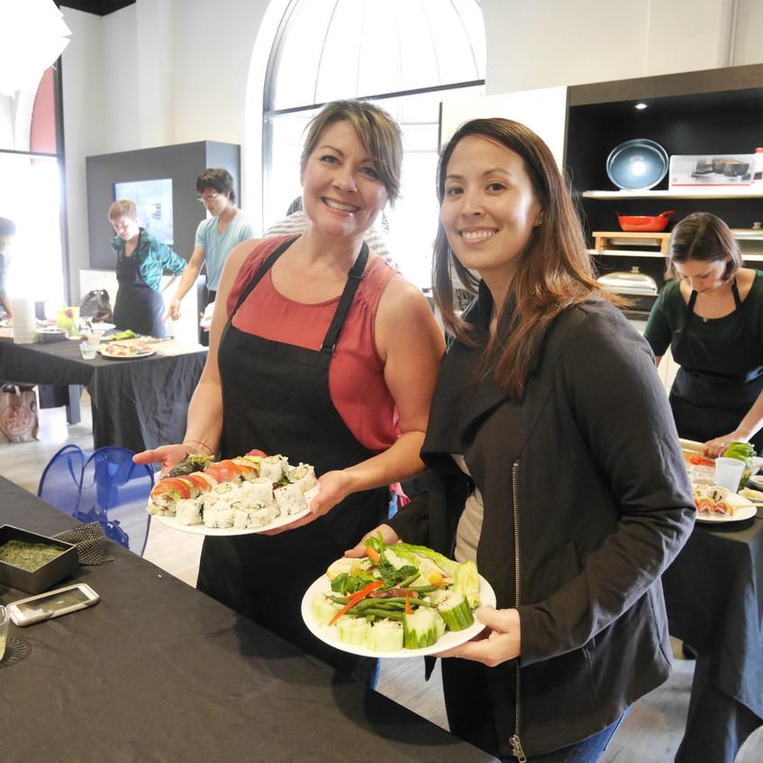 San Francisco Sushi Class October 17, 2015 3