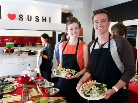 Your complete guide to sushi classes in San Francisco bay area