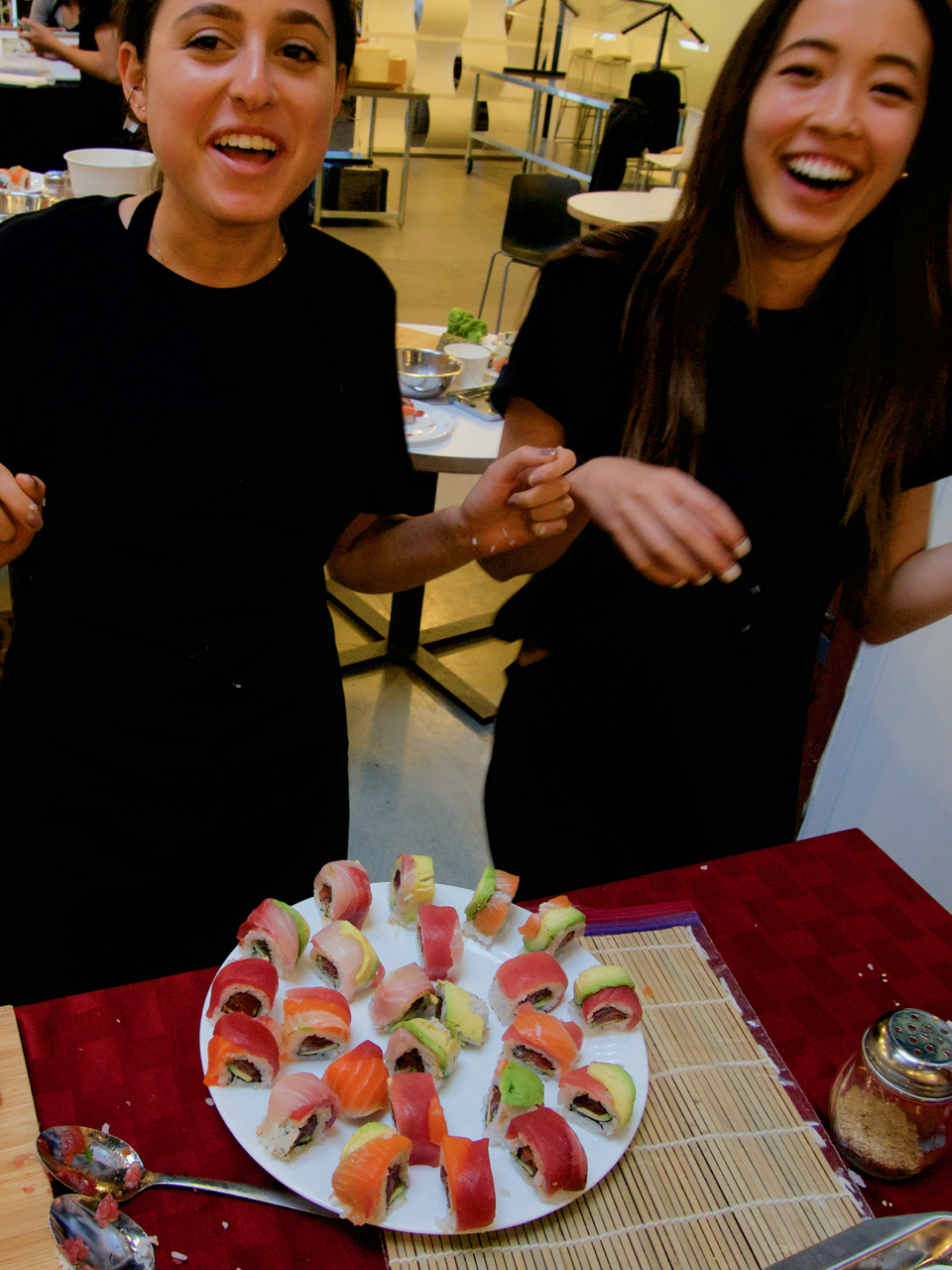 Pinterest Sushi Class 36