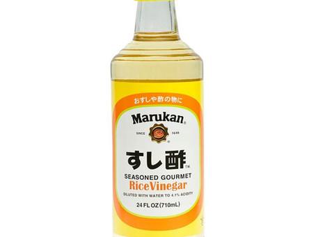 Secret to Making Sushi Vinegar