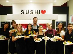 160511WED Kargo Team Building Sushi Class