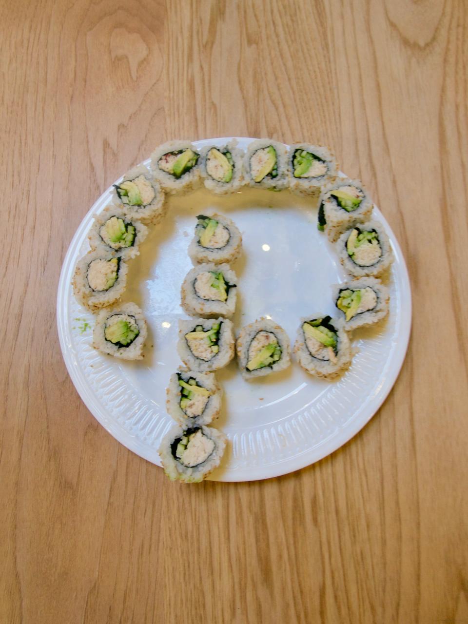 Pinterest Sushi Class 15