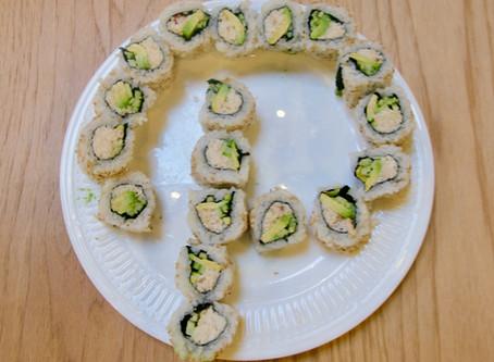 Sushi Class @Pinterest HQ, San Francisco
