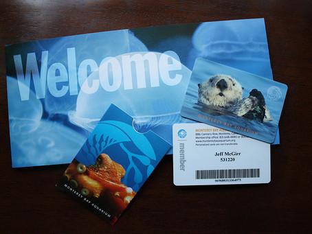 Refer a Friend, Receive an Annual Membership at Monterey Bay Aquarium