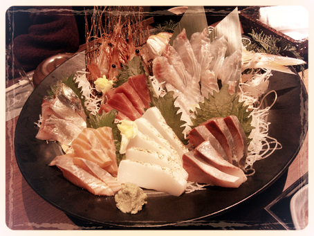 100 Surprising Facts About Sushi - #12. What's Fresh Today? - Fresh fish does not necessary mean the