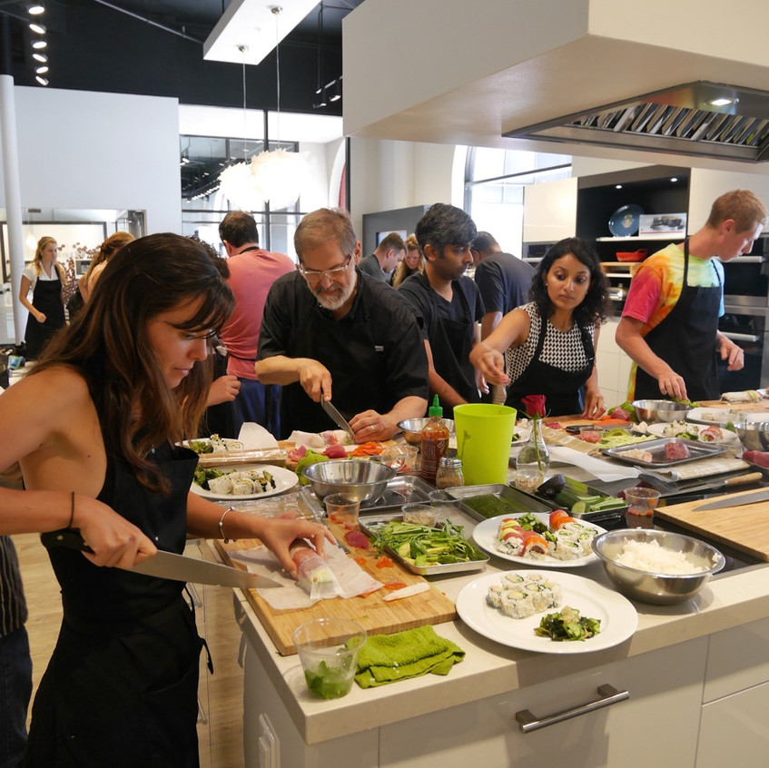 San Francisco Sushi Class August 15, 2015_4
