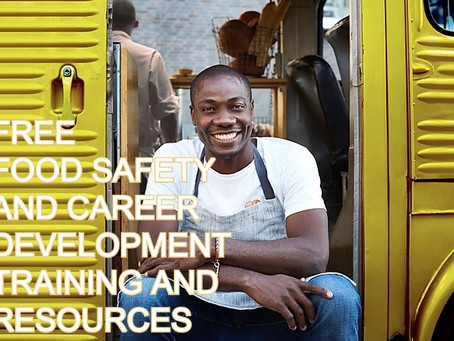 ServSafe is offering Free Food Safety and Career Development Training until April 30