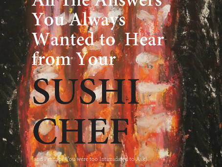 Chef's Kaz's New Book - Now Available on Amazon
