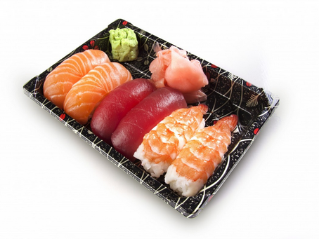How to turn supermarket sushi into a restaurant-quality meal