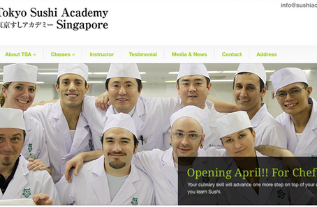 Tokyo Sushi Academy opens in Singapore