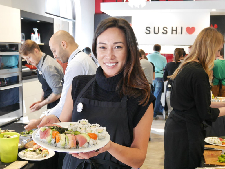 San Francisco Sushi Class November 14, 2015 2