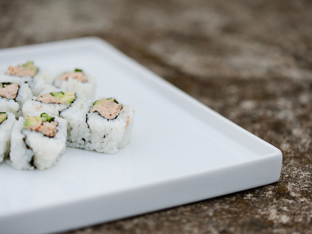 100 Surprising Facts About Sushi - #5. Who Really Invented the California Roll?