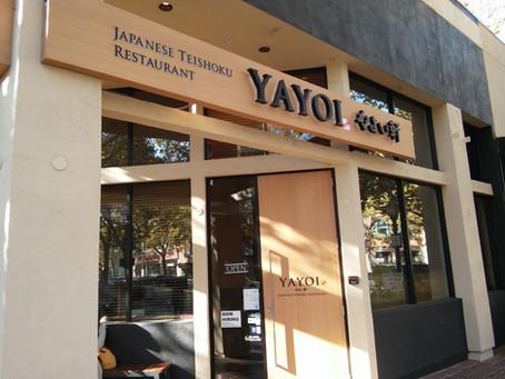 Restaurant Recommendation:YAYOI, Palo Alto