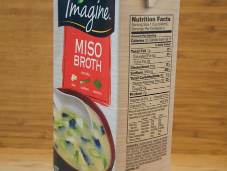 Miso Soup or Miso Broth