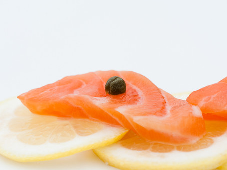 Salmon Sashimi - is it safe for raw consumption?