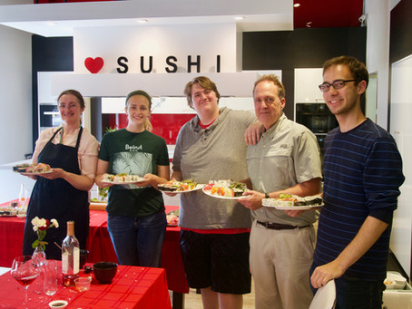Photos from San Francisco Sushi Class