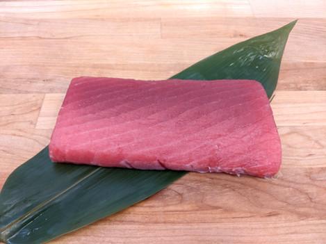Bigeye Tuna Saku
