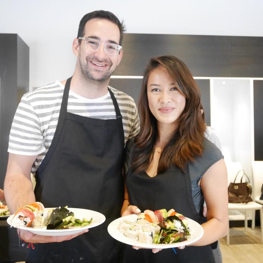 San Francisco Sushi Class October 17, 2015 2
