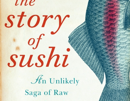 Book Recommendation: The story of sushi