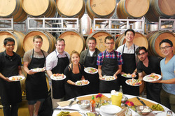 Facebook Team Building Sushi Class July 22 2015_7