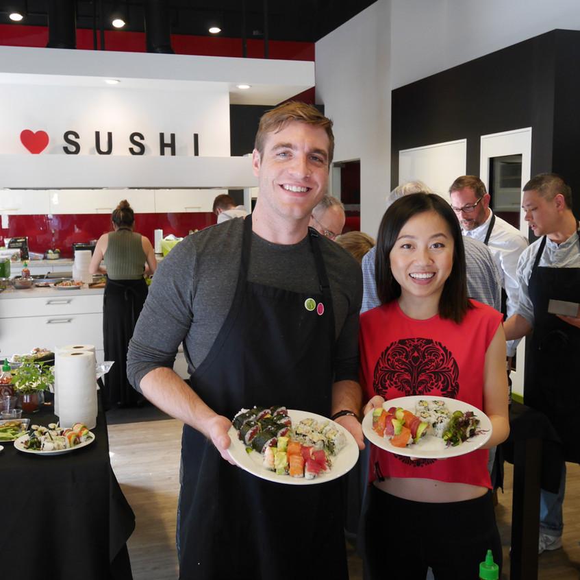San Francisco Sushi Class February 6, 2016 5