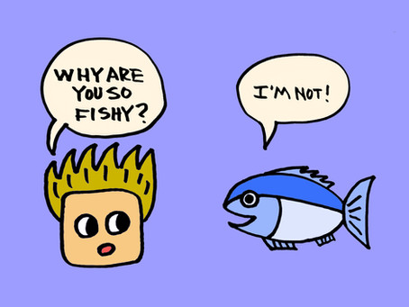 What Does Fresh Fish Smell Like?