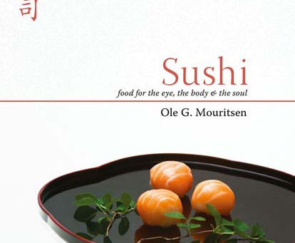 Book Review: Sushi, food for the eye, the body & the soul