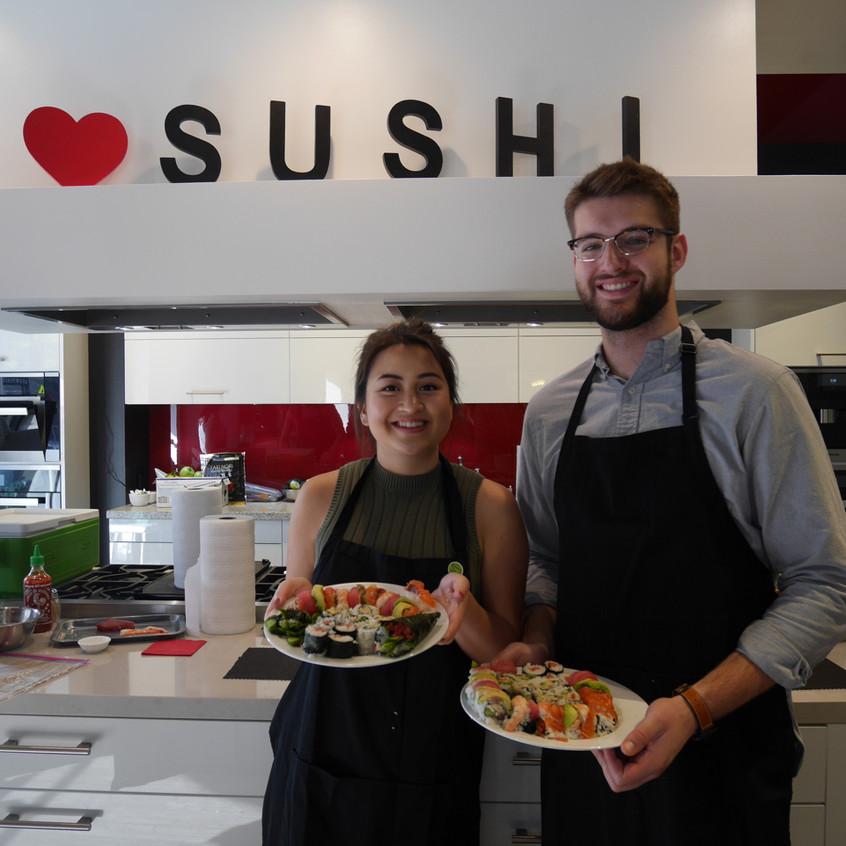 San Francisco Sushi Class February 6, 2016 7