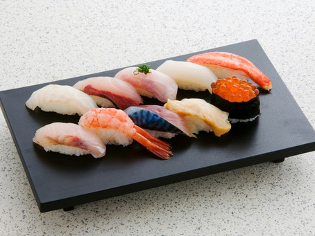 Is Monday the worst day of the week to eat out at a Japanese restaurant?