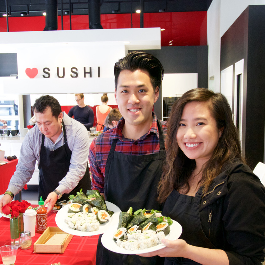 San Francisco Sushi Class San Francisco Sushi Class 20172