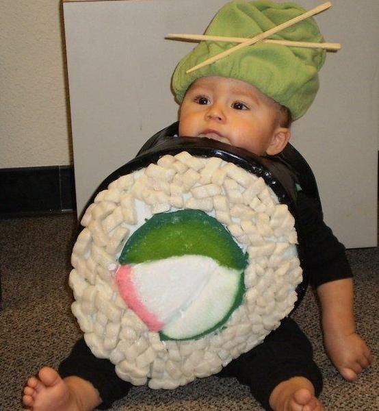 Sushi Baby 3