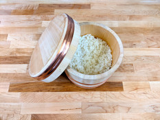 Ohistu with Sushi Rice