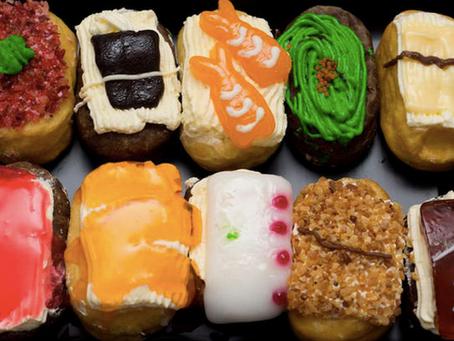 Sushi Doughnuts?