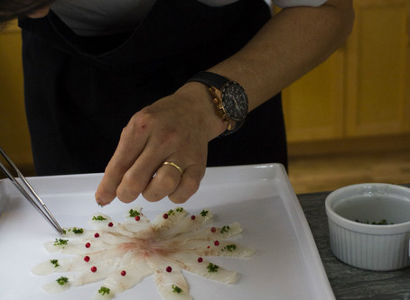 What is it like to train to be a master sushi chef?